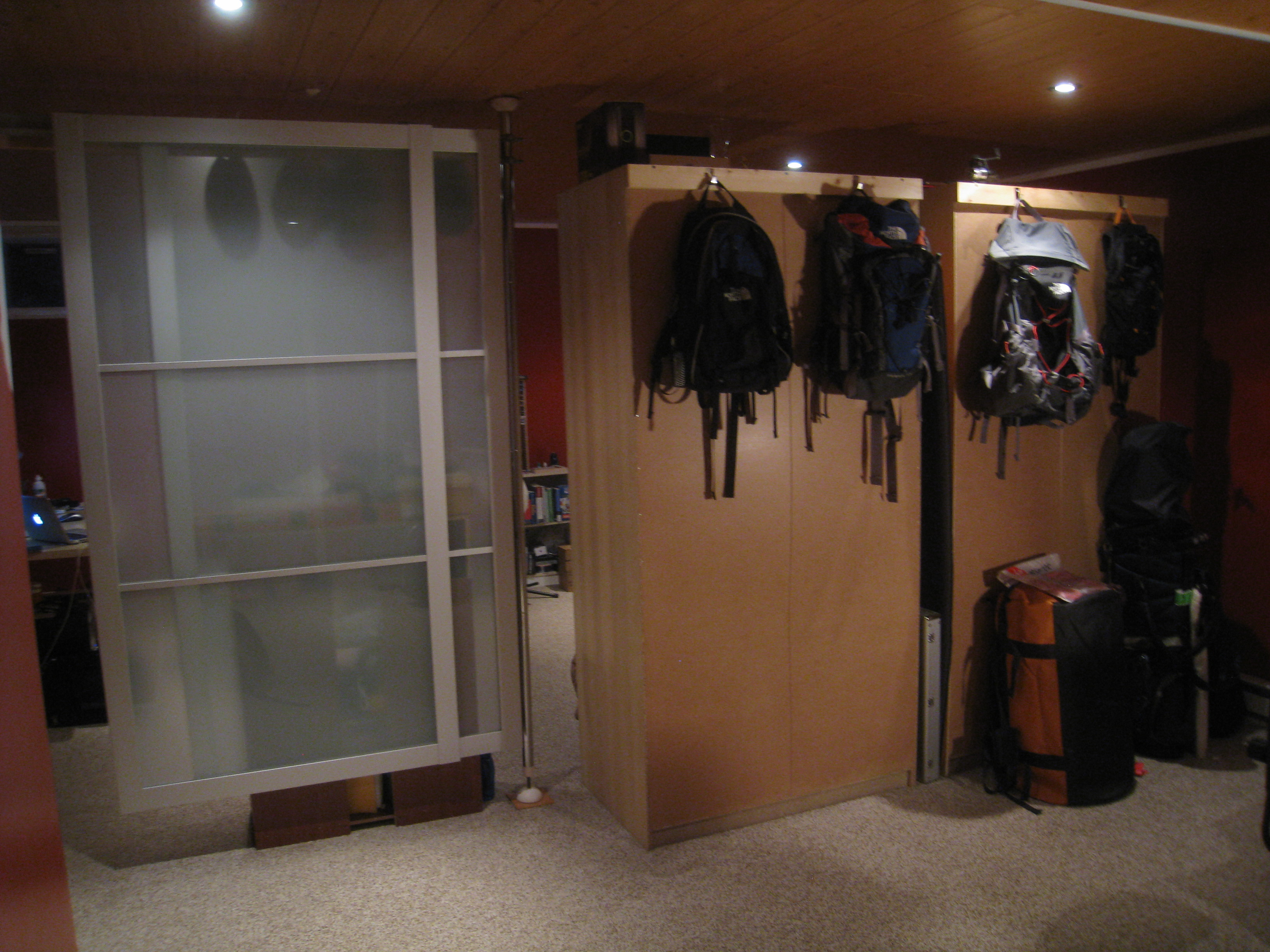 Complete Basement Partition